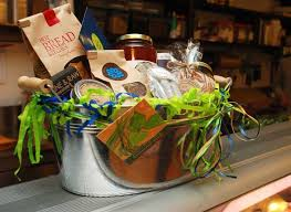 give a greene g susnable gift basket for the holidays