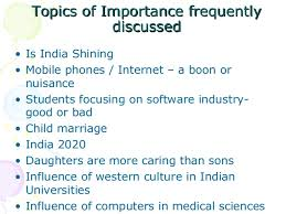 group discussion ppt topics of importance frequentlytopics