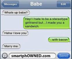 Perfect Girlfriend | Baconcoma.com via Relatably.com