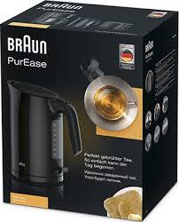 <b>Чайник</b> электрический <b>BRAUN WK 3100</b> BK купить в интернет ...