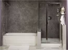 breathtaking small soaking tubs with shower separate tub and shower options modern plan small bathroom designs