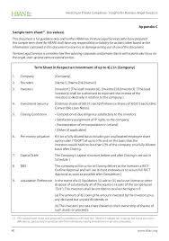 Investment Agreement Templates Investment Agreement Templates Doc Free Premium Angel Investor