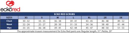 Ecko Red Scrubs Brandy Camo Print Top Ecko Scrubs