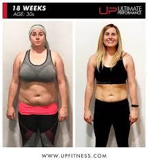 kelly 18 week female fat loss