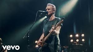 Sting - Message In A Bottle (Live) - YouTube