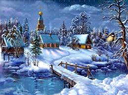Download wallpapers snow for desktop and mobile in hd, 4k and 8k resolution. Winter Village Wallpapers Top Free Winter Village Backgrounds Wallpaperaccess