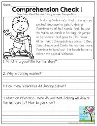 2nd Grade Reading Comprehension Stories - popflyboys