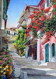 paintings pantelis d zografos greece 04 jpg 600 845