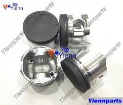 Toyotai 3C 3CT Piston 13010 64150 13010 64151 With Pin And Clips For ...