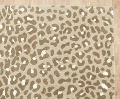 leopard modern style leopard area rug outstanding home depot area rugs