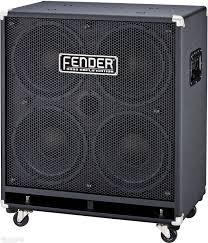 Fender 4x10 Guitar Cabinet Fender Rumble Bass Extension Cabinet 4x10 1000 Watt Gearnutscom