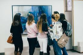 В Рязани открылась выставка дипломных работ студентов худучилища  Вагнера Юлия Косопырикова Приятно что студенты будущие выпускники смогут взглянуть на мою работу и на ее примере сделать для себя выводы о том