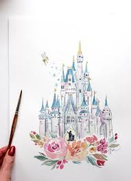 If you would like to sleep 1 night in every room in this park it. 4 Disney Castle Coloring Page Coworksheets