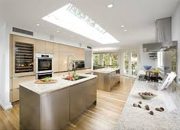 Small Picture Kitchen Design for Large Space Best Big kitchen ideas