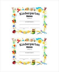certificate of promotion template kindergarten graduation certificate template promotion free download
