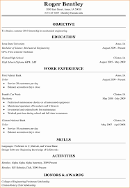 Examples Of College Resume College Freshman Resume Freshman College Student Resume Examples 10