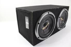 speakers in box. pioneer premiere speakers in box