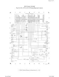 pontiac firebird ecu wiring diagram needed 5 0l vin e