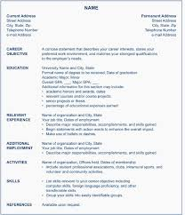 Us Resume Format Magnificent Resume Format Sample Example Us Samples Tweetspie Buckey Winning