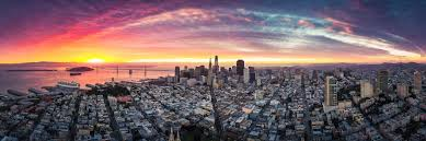san francisco is a major city in california the centerpiece of the bay area well known for its liberal community hilly terrain victorian architecture