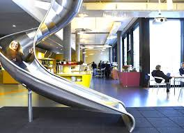 amazing google office zurich. google employees in zurich zooglers have the worldu0027s coolest repurposed office by camenzind evolution u2013 inhabitat green design amazing n