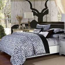glamours cheetah print bedding sets