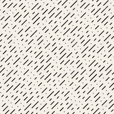 Abstract Pattern Impressive Seamless Black And White Diagonal Dashed Lines Rain Pattern Abstract