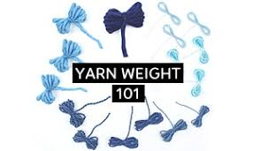 Yarn Weight Chart Sheep And Stitch