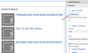 Web Parts Sharepoint Designer Content Search Web Part For Sharepoint 2013 Sharegate
