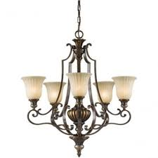 kelham hall up 5 light chandelier firenze gold british bronze