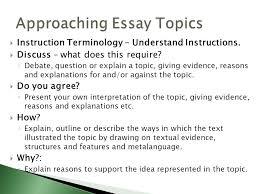 response essay topics response essay response to literature essay response essay topics