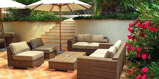 patio best furniture inspirational natural wicker vs synthetic resin than unique austin repair texas recommendations elega