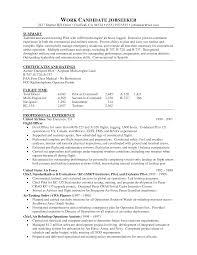 Microsoft Word Resume Template 6 Sample Pilot Resumes Sample