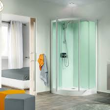 shower cubicles self contained. Unique Self Kinedo Kineprime Glass SelfContained Quadrant Pivot Shower Cubicle Intended Cubicles Self Contained H