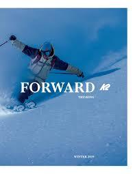 K2 Ski Size Chart Women S K2 Skis 2019 2020 Catalog By K2 Issuu