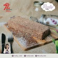Jual Really Cake Chocolatte Queen Store Balikpapan Tokopedia