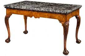 antique marble top tables lovetoknow