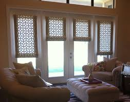 French Door Blind Picture — All About Home Design : Do It Yourself ...