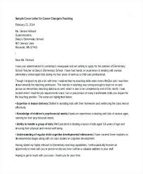 Examples Of A Professional Cover Letter Resume Web