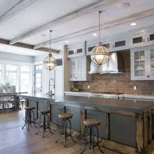 modern farmhouse kitchen design. 45 Gorgeous Modern Farmhouse Kitchen Backspash Ideas - HomeyLife.com Modern Farmhouse Kitchen Design T