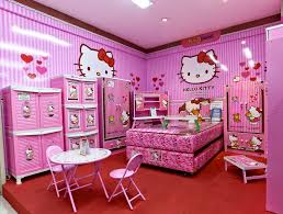 ... Hello Kitty Bedroom Set For Teenagers For ...