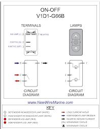 rocker switch wiring diagrams new wire marine pdf