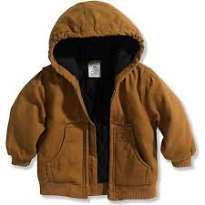 Carhartt Toddler Boy\u0027s Insulated Active Jacket at Tractor Supply Co.