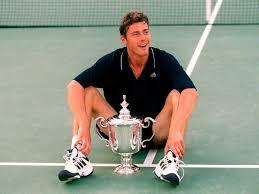 Триумф 20-летнего Марата Сафина на US Open. Как россиянин разгромил  Сампраса. Фото, видео - Чемпионат