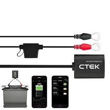 <b>Tester</b> per batterie <b>CTEK</b> BATTERIA Sense batteria visualizzazione ...