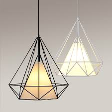 cheap modern pendant lighting. Cheap Pyramid Light, Buy Quality Birdcage Pendant Light Directly From China Lights Suppliers: LEDIARY Scandinavian Minimalist Modern Lighting