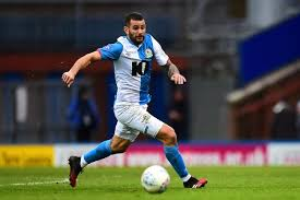 Johnson reveals how Rovers will see the best of him again | Lancashire  Telegraph