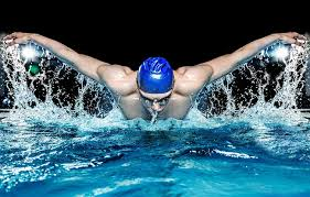 is swimming good exercise for building muscle m picture