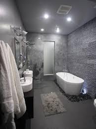 ... Elegant Grey Bathroom Ideas