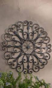 inspired by the ornamental ironwork of the new orleans garden district our gracie iron outdoor wall artoutdoor  on metal art for outside walls with 122 best outdoor wall art images on pinterest garden art metal